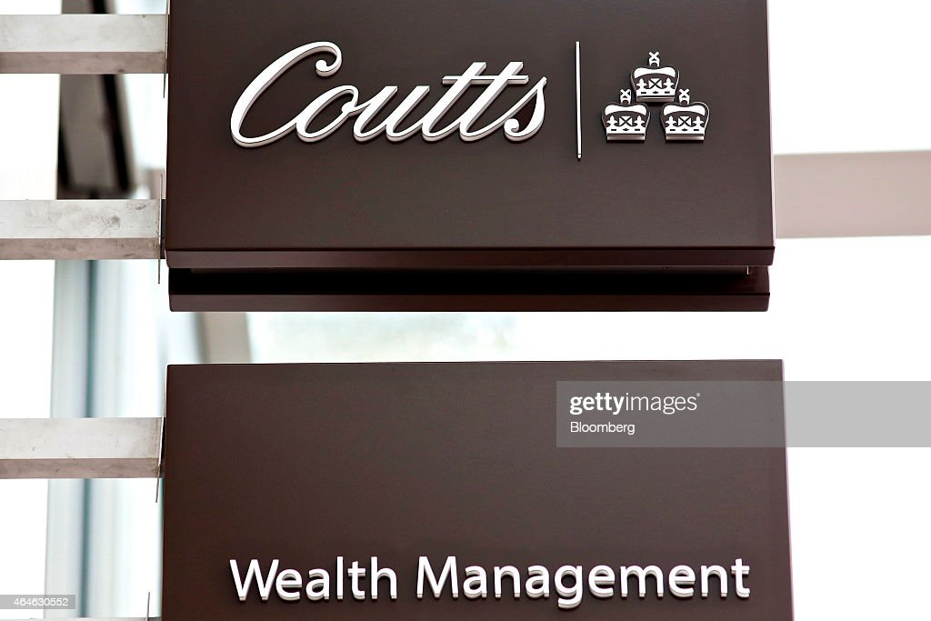 Royal Bank of Scotland Plc's (RBS) Swiss Private Banking Unit Coutts & Co. Offices : News Photo