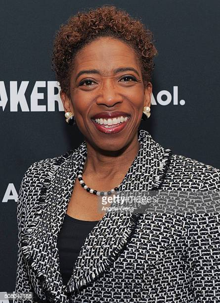Wealth management Vice Chairman and Morgan Stanley managing director and client service advisor Carla Harris attends the 2016 MAKERS Conference Day 2...