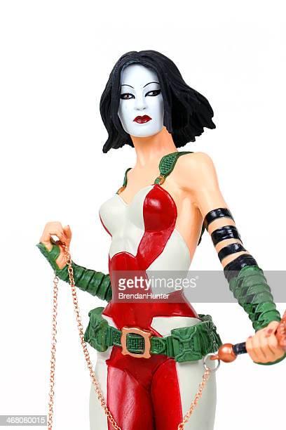 Weapon Weilding Woman