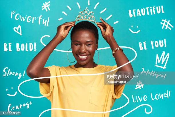wear your courage like a crown - head of state stock pictures, royalty-free photos & images