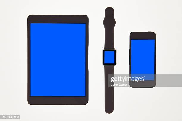 Wearable bluescreen