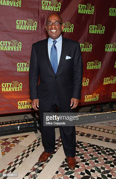 Weather anchor Al Roker attends City Harvest�s 16th Annual An Evening Of Practical Magic at Cipriani 42nd Street on April 14, 2010 in New York City.
