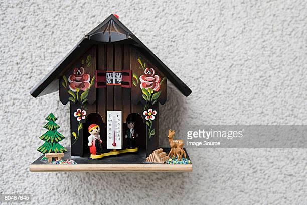 wetter house - deutsche kultur stock-fotos und bilder