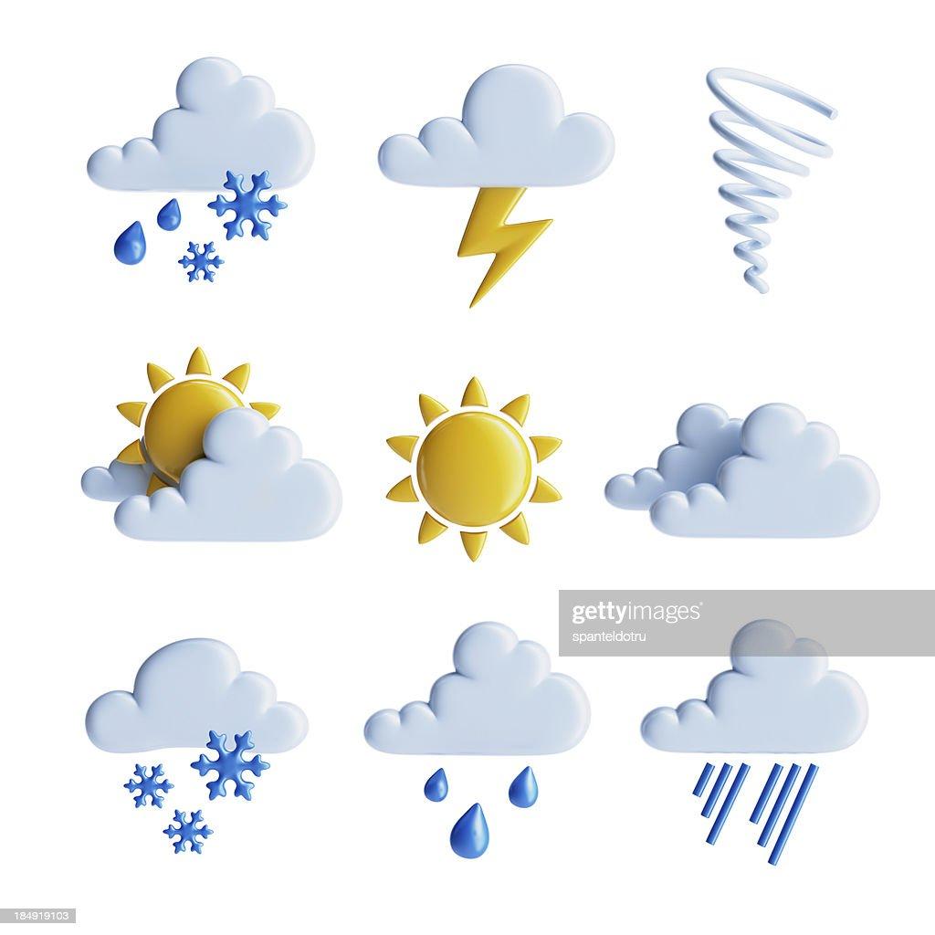 Weather : Stock Photo