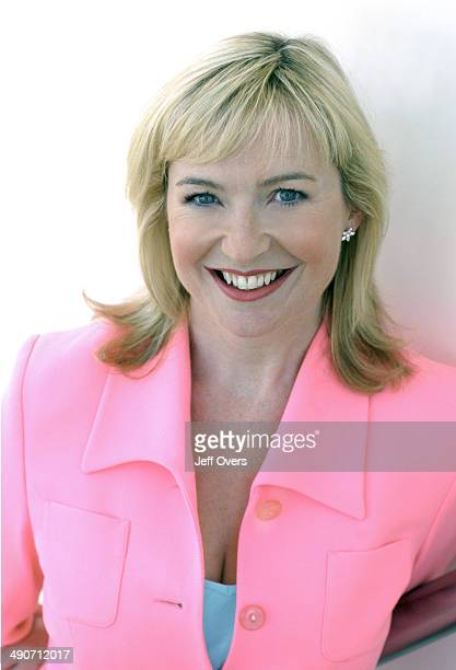 weather presenter / weather forecaster Carol Kirkwood 2004