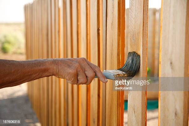 Weather Proofing a Fence