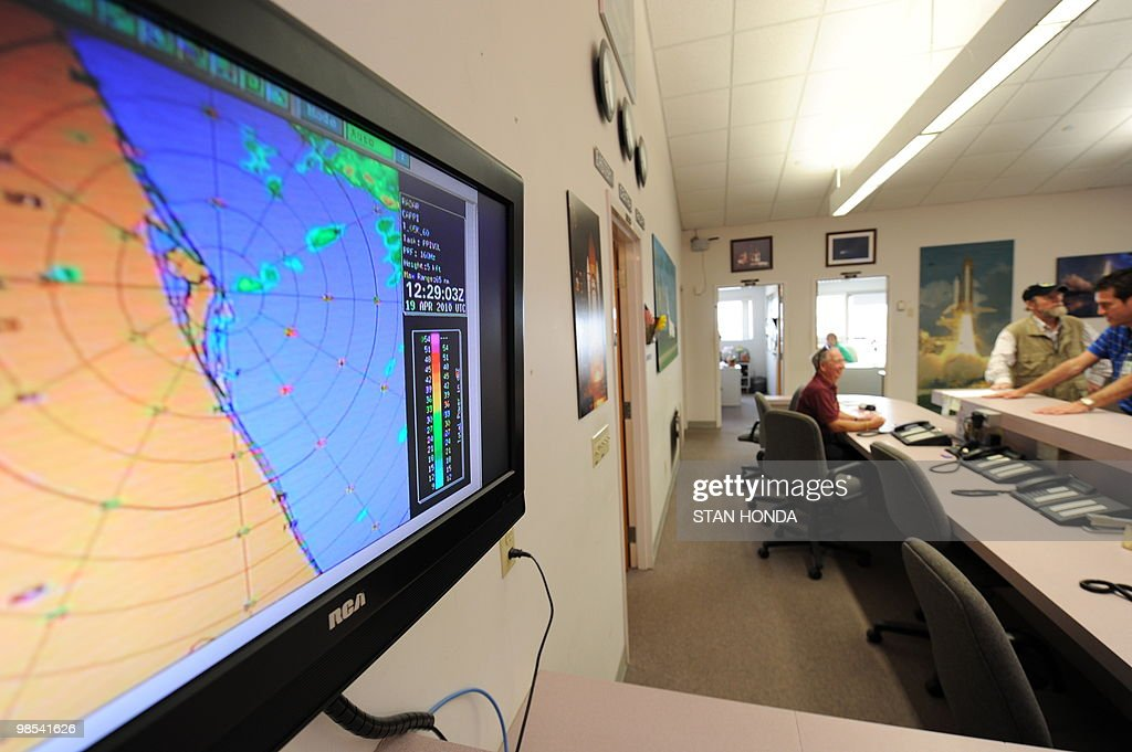 Radar Map Of Florida.A Weather Radar Map L In The Media Cen Pictures Getty Images