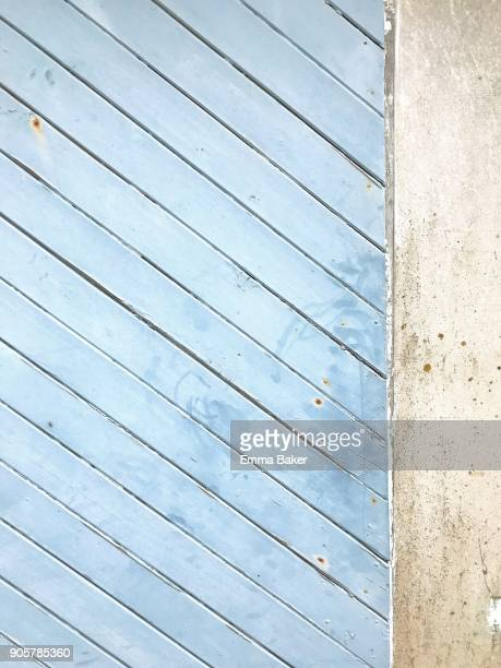 weathered blue outdoor wall - emma baker stock pictures, royalty-free photos & images