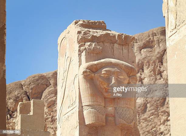 weathered face - egyptian god stock pictures, royalty-free photos & images