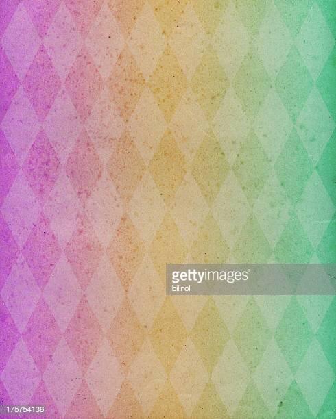 Exposto ao Ar papel na terça-feira Gorda cores