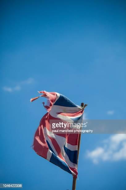 Weathered Union Jack