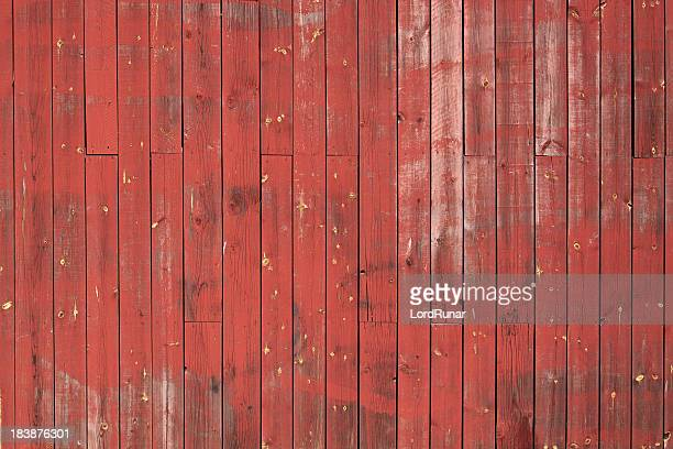 Weathered wood wall