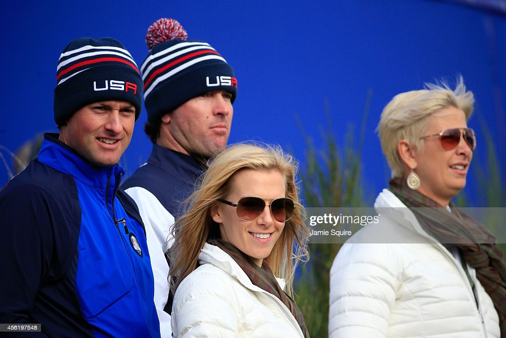 Afternoon Foursomes - 2014 Ryder Cup : News Photo