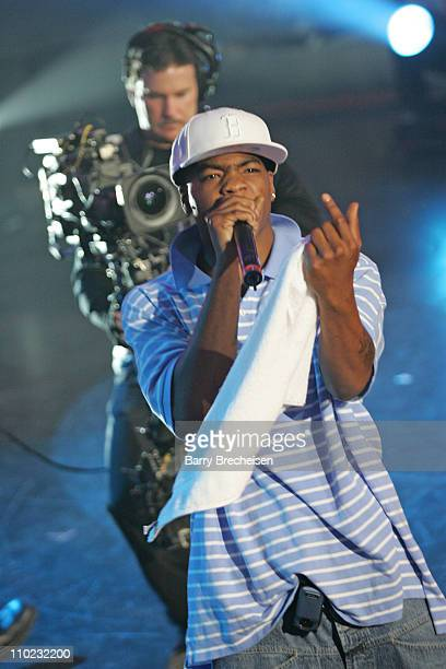 Webbie during Fat Joe TI Juvenile Ja Rule and Friends Perform on MTV2's '2$Bill Concert Series' May 26 2005 at Vic Theater in Chicago Illinois United...
