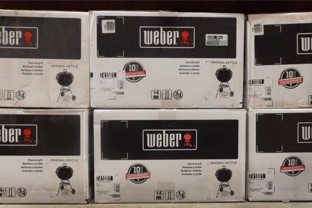 IL: Grill Maker Weber Files For IPO