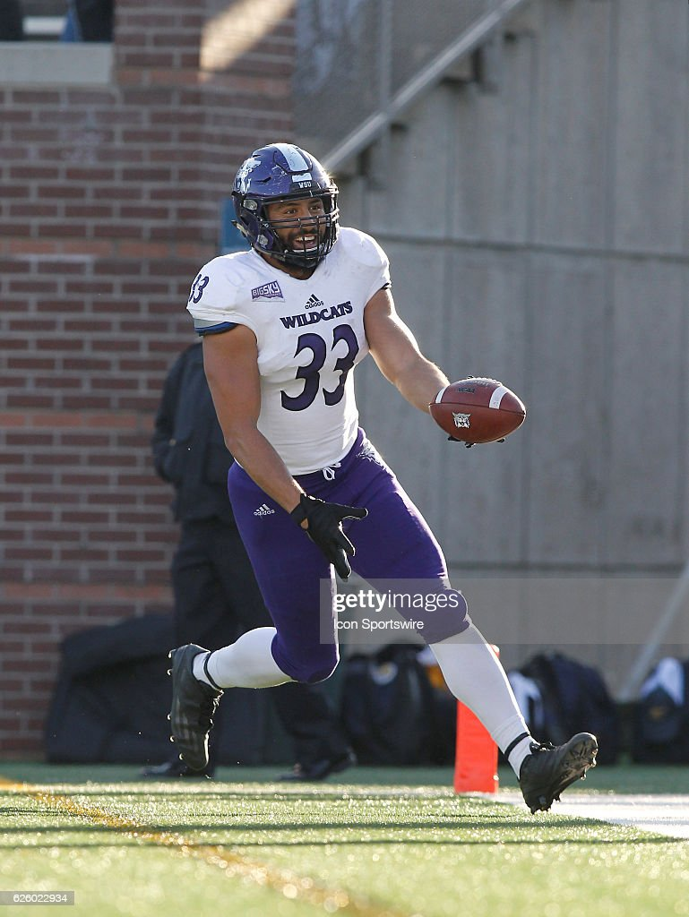 Ncaa Football Nov 26 Fcs Playoffs First Round Weber State At