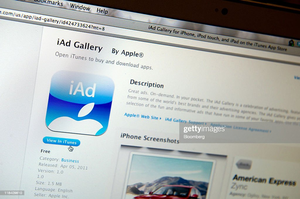 apple s iad is said to cut prices as advertisers turn to rivalsの