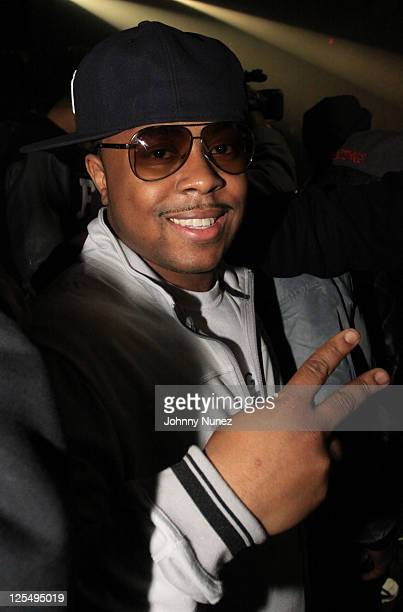 DJ Webstar performs during The Dipset Reunion at Hammerstein Ballroom on November 26 2010 in New York City