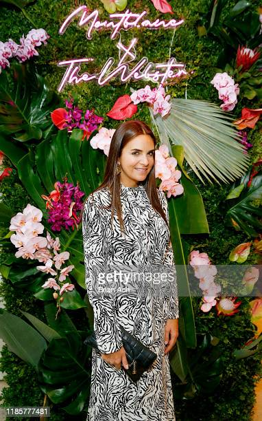 Webster Founder & Creative Director Laure Hériard Dubreuil attends the Montblanc x The Webster Collaboration Launch Event at The Webster on November...