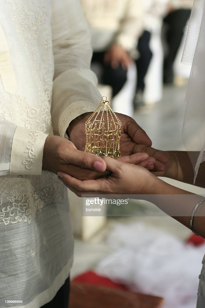 Wedding Aras Stock Photo