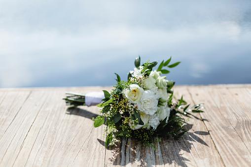 Wedding bouquet - gettyimageskorea