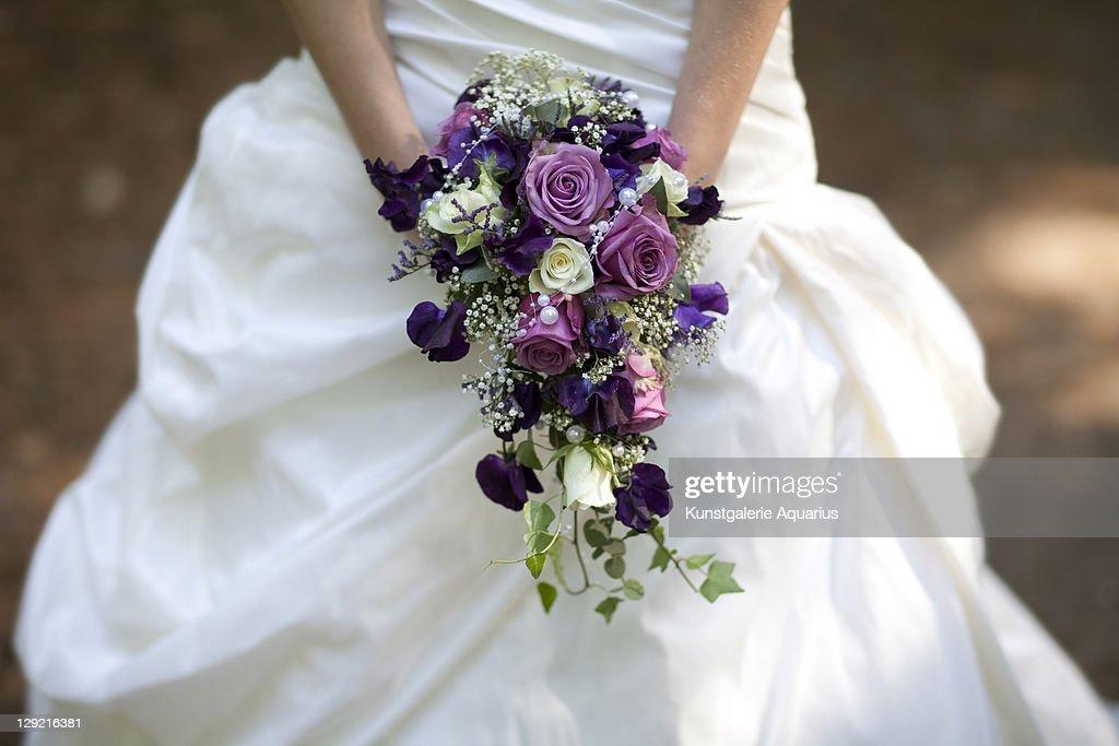 Wedding bouquet : Stock Photo