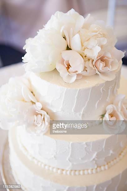Gâteau de mariage.