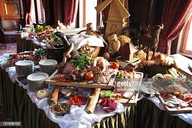 catering für Hochzeiten in XXXL
