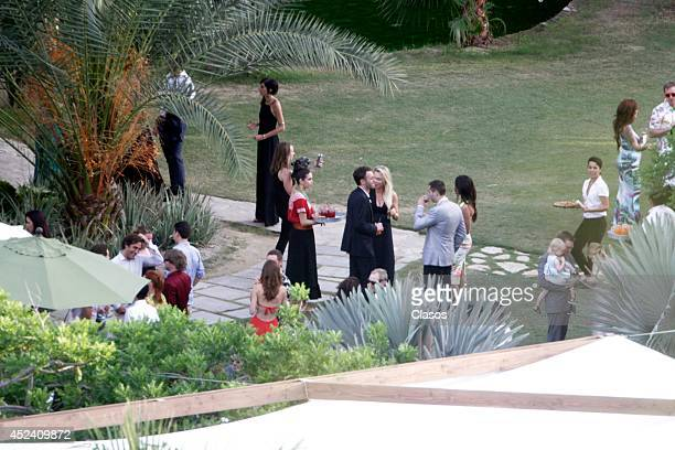 15 Adam Levine And Behati Prinsloo Wedding In Mexico Photos And Premium High Res Pictures Getty Images