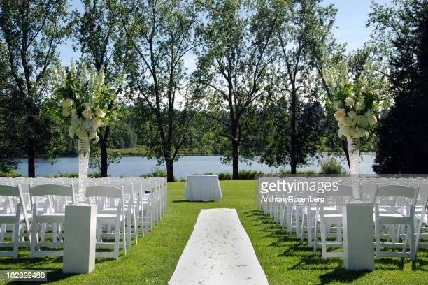 Wedding ceremony stock photos and pictures getty images junglespirit Image collections