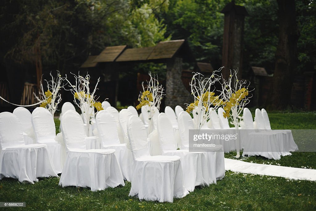 wedding ceremony : Stock Photo