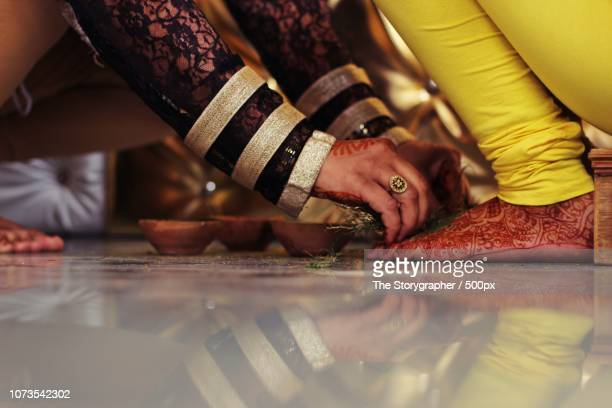 wedding culture, india - the storygrapher stock pictures, royalty-free photos & images