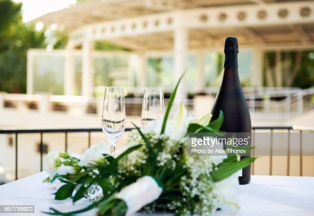 wedding day - wedding background stock pictures, royalty-free photos & images