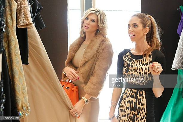 COUNTY 'Wedding Dress Stress' Episode 813 Pictured Alexis Bellino Lydia McLaughlin