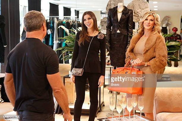 COUNTY 'Wedding Dress Stress' Episode 813 Pictured Heather Dubrow Alexis Bellino