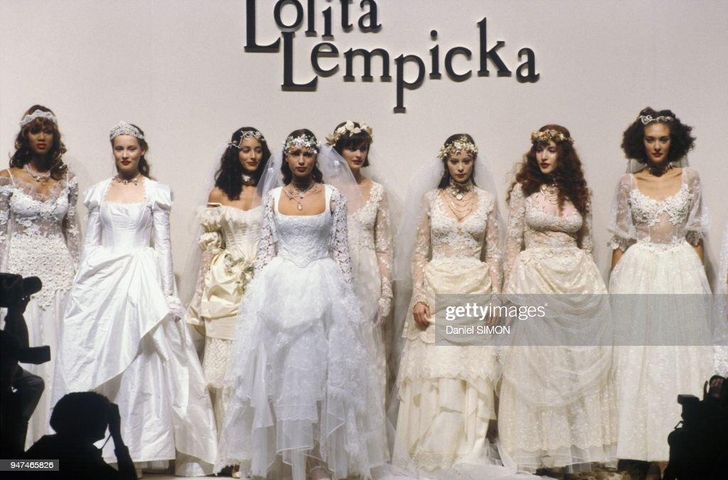 Wedding Dresses By Lolita Lempicka At Ready To Wear Spring Summer