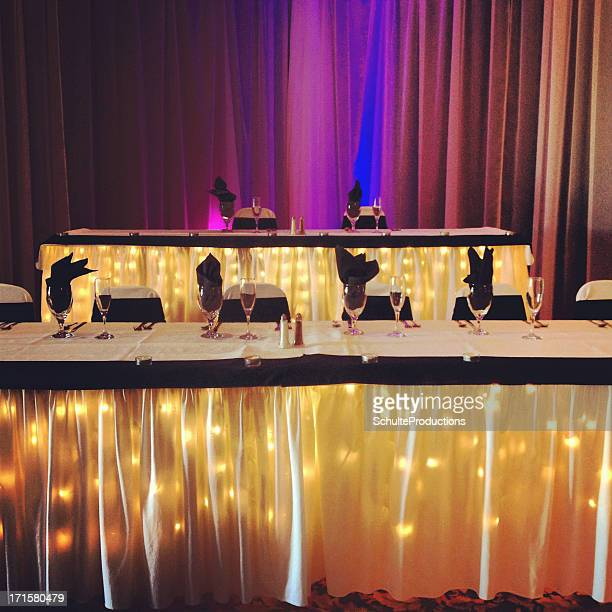 Wedding Event Tables