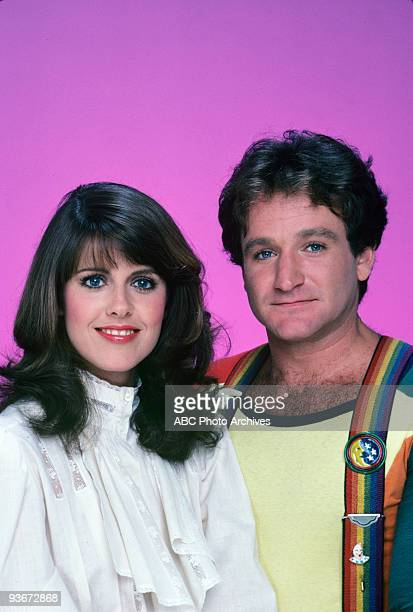 MORK MINDY Wedding Gallery 1981 Pam Dawber Robin Williams