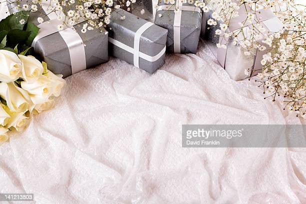 Wedding gifts background