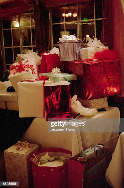 wedding gifts - jessamyn harris stock pictures, royalty-free photos & images