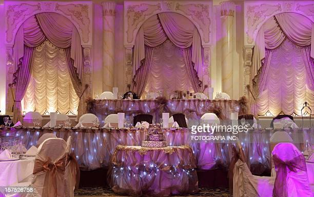 Wedding Hall before Diner