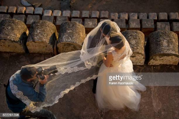 Wedding in Bagan