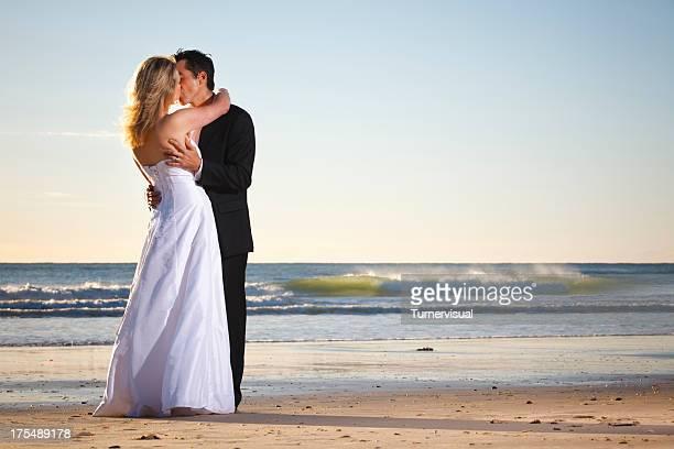 Mariage baiser