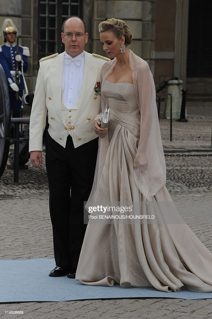 Wedding of Her Royal Highness Crown Princess Victoria of Sweden and ...