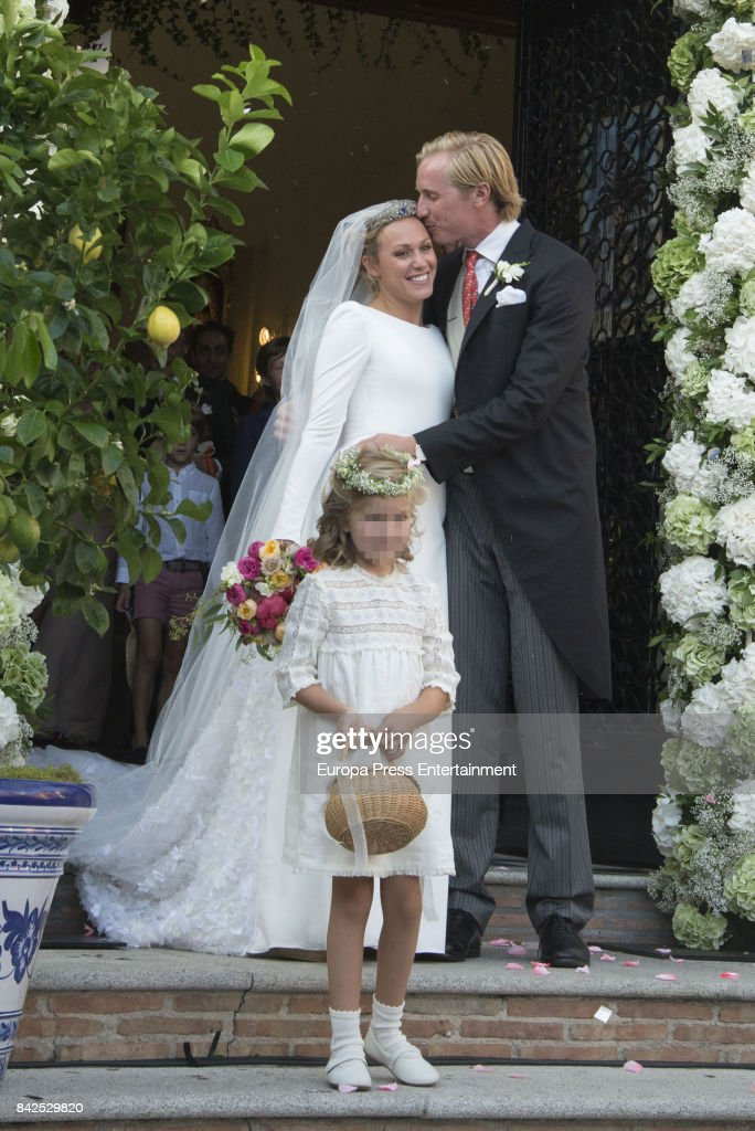 Marie-Gabrielle of Nassau and Antonius Willms Wedding : News Photo