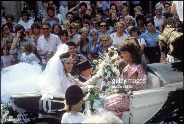 Wedding of Monika Kaelin and Fritz Künzli 1985Wedding of Monika Kaelin and Fritz Künzli 1985