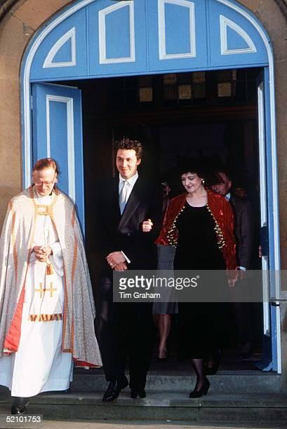 Wedding Of Paul Mowatt Marina Ogilvy