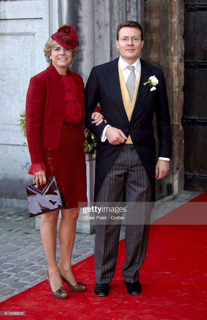 Wedding of Prince Carlos de Bourbon de Parme : News Photo