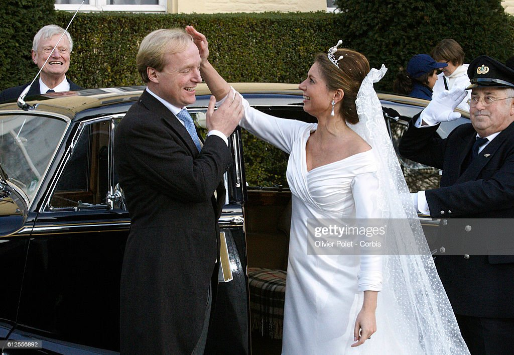 Wedding of Prince Carlos de Bourbon de Parme : ニュース写真