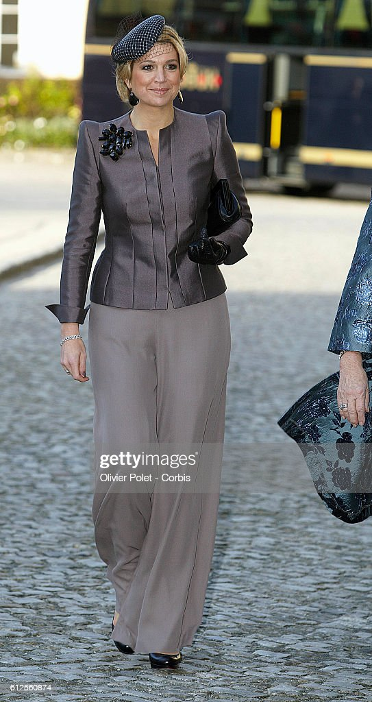 Wedding of Prince Carlos de Bourbon de Parme : News Photo